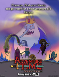 Adventure Time with Finn & Jake Season 7