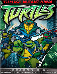 Teenage Mutant Ninja Turtles (2003) Season 06