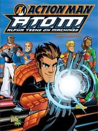 Dünne Atom Alpha Teens auf Maschinen