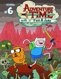 Adventure Time with Finn & Jake Season 6