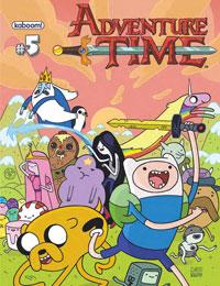 Watch Adventure Time with Finn & Jake Season 5 cartoon online FREE