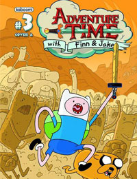 Adventure Time with Finn & Jake Season 3