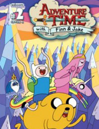 Adventure Time with Finn & Jake Season 2