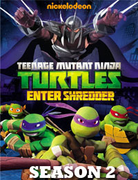 Teenage Mutant Ninja Turtles (2012) Season 2