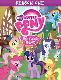 watch my little pony friendship is magic season 1 cartoon online