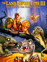 the land before time the great day of the flyers kimcartoon