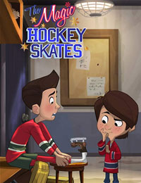 The Magic Hockey Skates