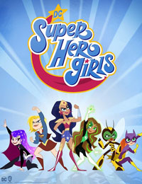 DC Super Hero Girls 2019