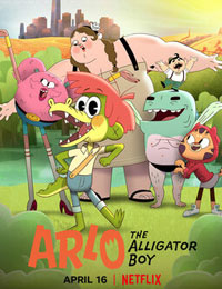 Arlo the Alligator Boy