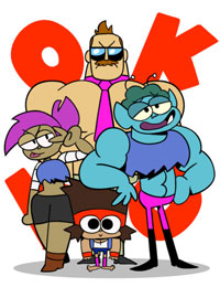 OK K.O.! Let's Be Heroes Season 1