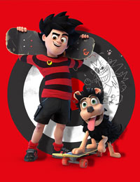 Dennis and Gnasher: Unleashed Season 1